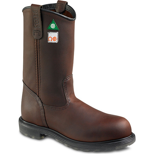 Product Category: RED WING CSA WORK BOOTS | Reddhart Workwear ...