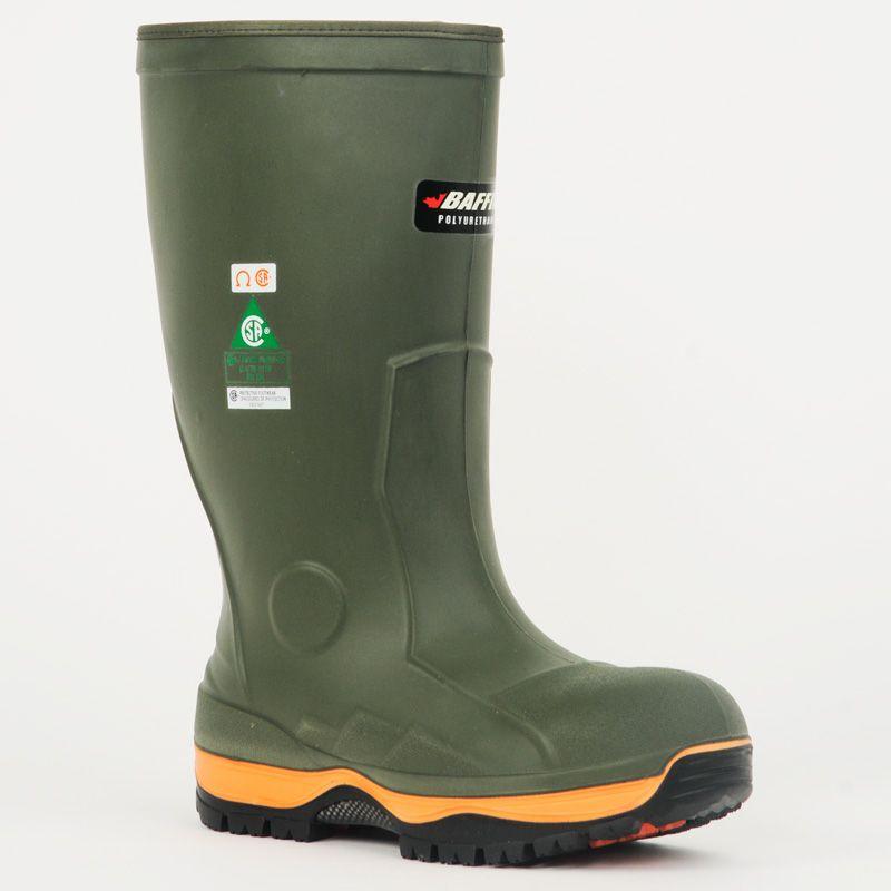 5157 0000 Mens Ice Bear Boot BAFFIN CSA Boot Reddhart