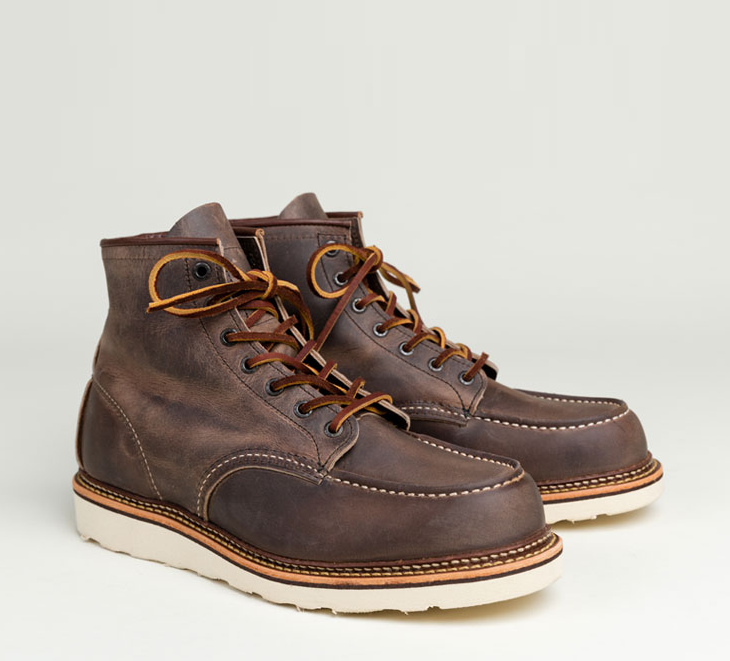 8883 Classic Moc By Red Wing Reddhart Workwear Stores Of