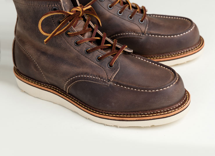 76e53847147 8883 Classic Moc by Red Wing