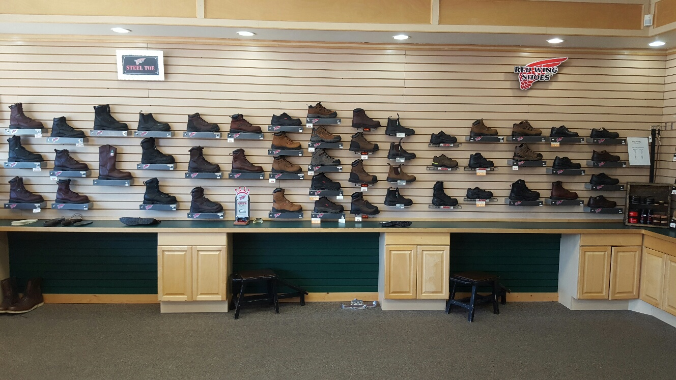 Red Wing Shoes Burnaby Bc
