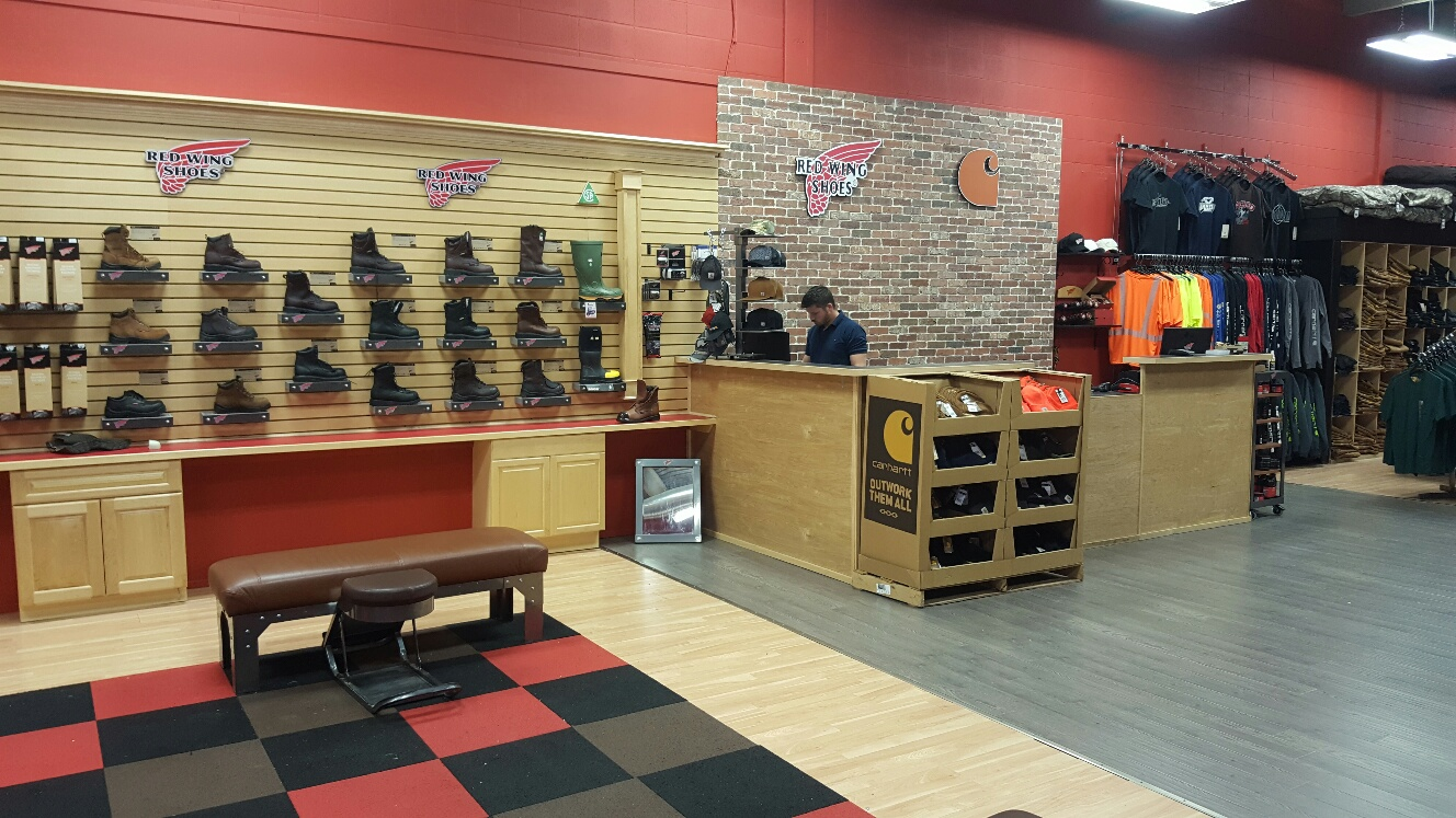 Shoe Store Ave Calgary