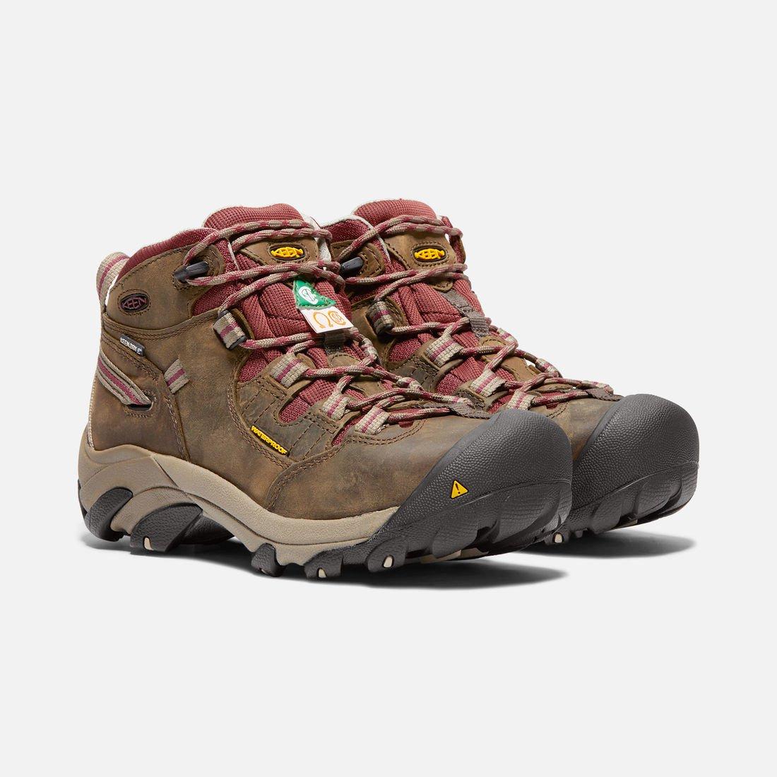 812082ef330 1009050 KEEN Women's CSA Oshawa Mid WP Boots