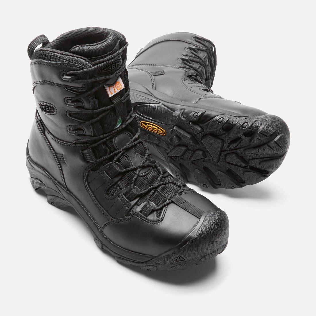 1012767 Keen Men S Csa Oshawa 8 Wp Boots Reddhart