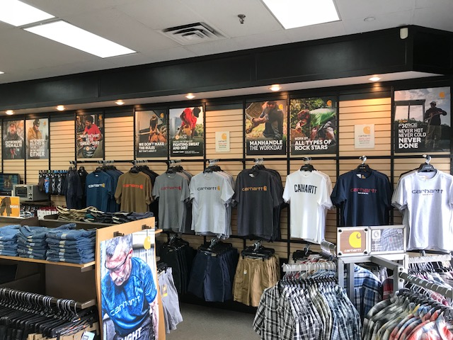 Kelowna Reddhart Workwear Stores Of Canada